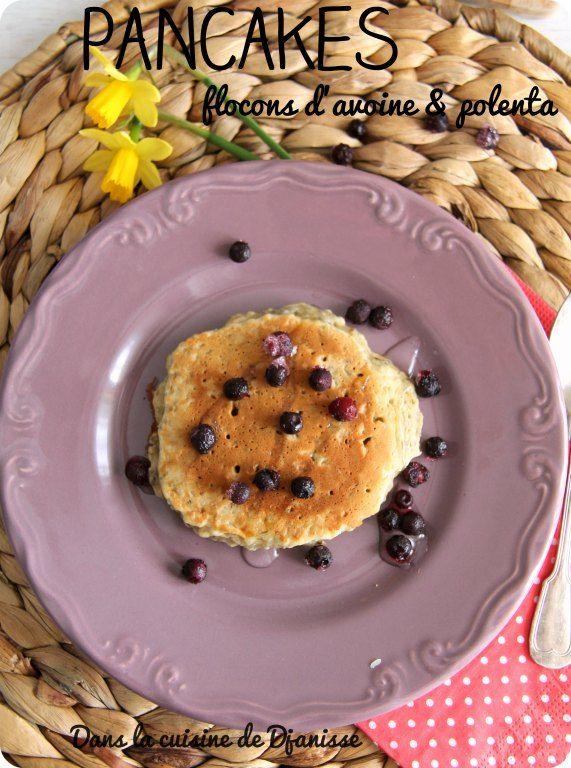 Vegan gluten free pancakes