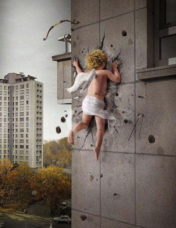 24 incríveis montagens de Photoshop   Assuntos Criativos