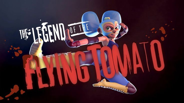 Legend of the Flying Tomato on Vimeo
