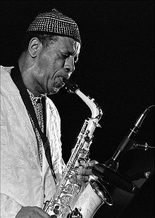 "Randolph Denard Ornette Coleman (born March 9, 1930, Fort Worth, Texas)[1][2][3] is an American saxophonist, violinist, trumpeter and composer. He was one of the major innovators of the free jazz movement of the 1960s, having also invented the term ""free jazz"" by naming his album so."