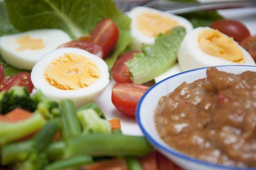 Gado Gado: Indonesian Veggie Dish  .hungry&poor. student food