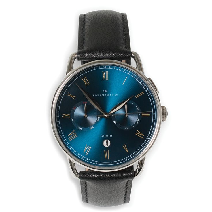 BAKEWELL - BLUE EDITION (Black Strap)