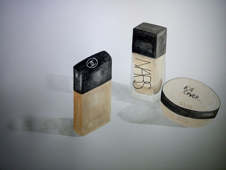 Watercolour drawing: foundations
