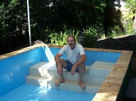 Resultado De Imagen Para Above Ground Pool Concrete Lap