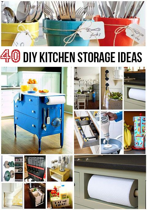 storage solutions for the kitchen click for 40 creative diy kitchen storage ideas 8384