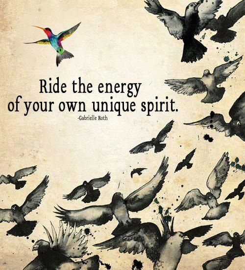 Emit positivity, energy, and excitement. Be yourself, and know nobody else will ever be able to do it better.