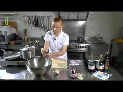 Come prepare un'insalata di riso integrale