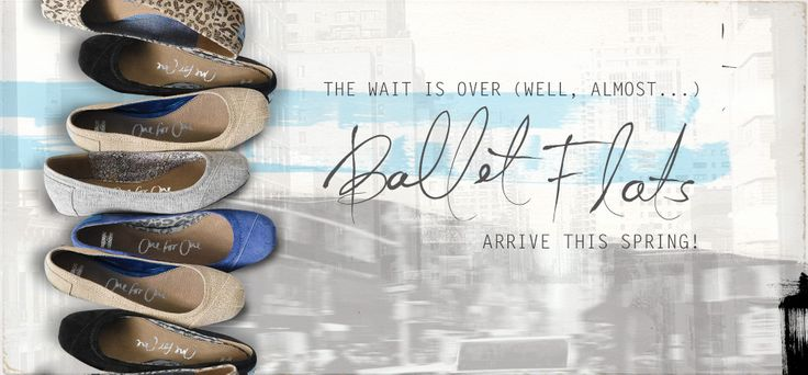 Can't wait! I love my Toms!