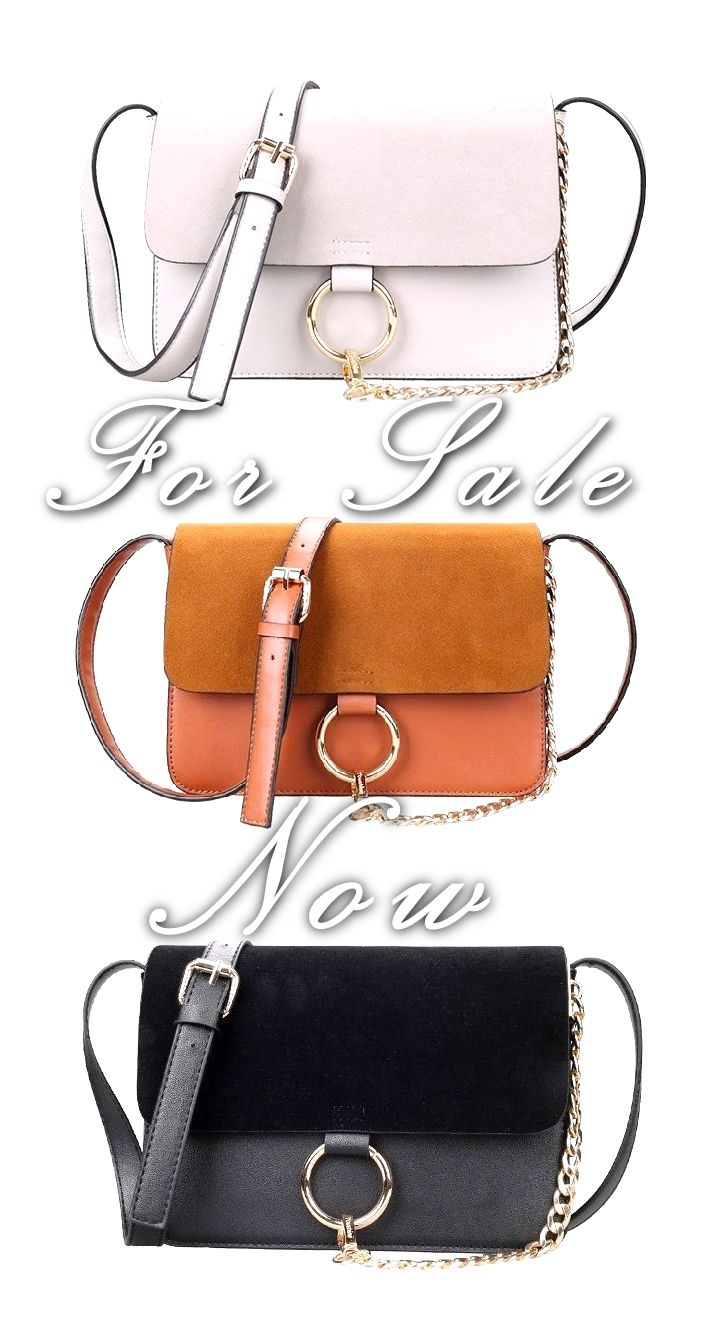 chloe handbags uk sale - Chloe Faye & Similar Bags on Pinterest | Metal Ring, Chloe and ...