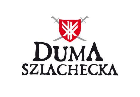 "historical game ""Duma szlachecka"" logo"