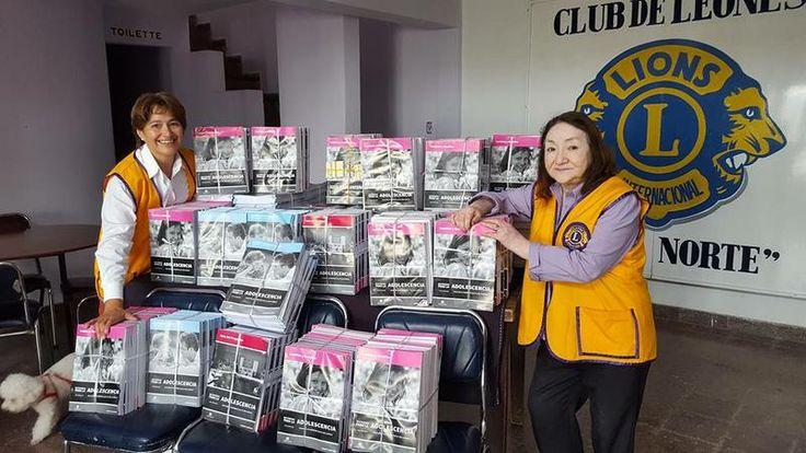 Los Clubes de Leones de todo el mundo celebran hoy 100 años de servicio: En Salta, el Club de Leones realizará el acto central este…