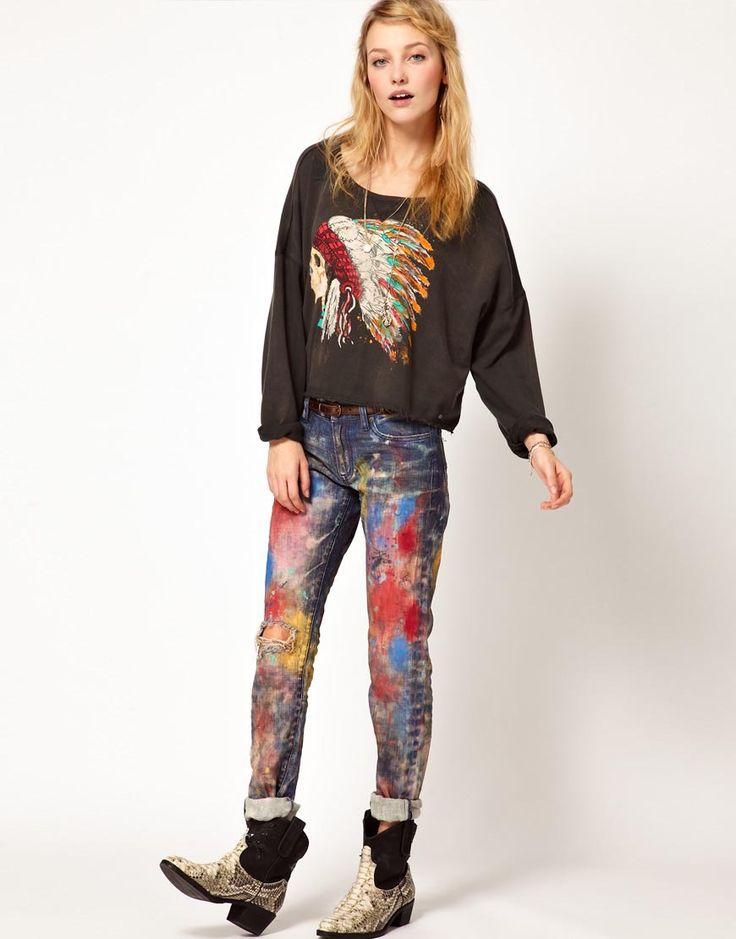 80s fashion clothes