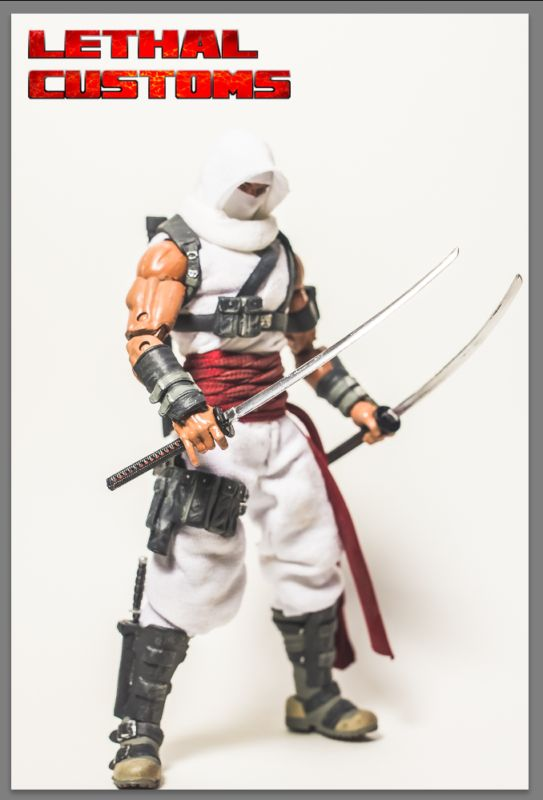 Storm Shadow (Marvel Legends) Custom Action Figure