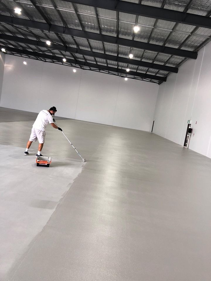 Brisbane Painting Company Commercial Flooring Roof Coatings Painting Services