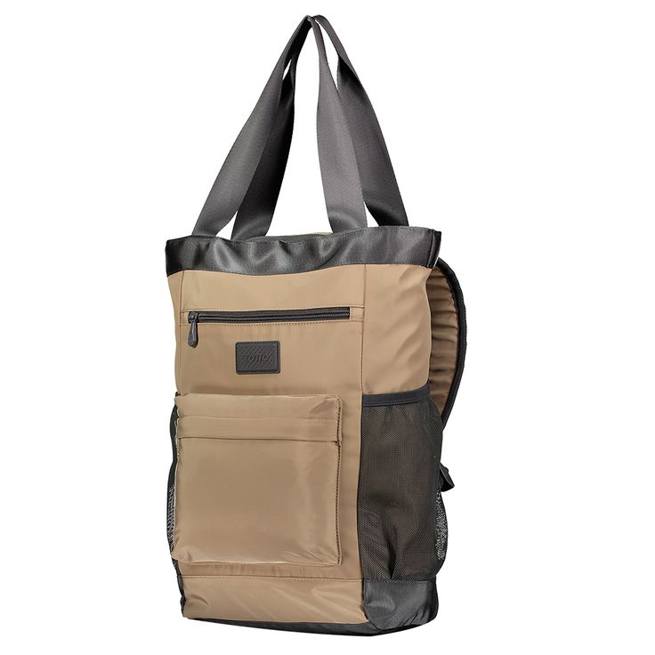 SS171 - SPORTSHOP 2 ways shopping bag & backpack