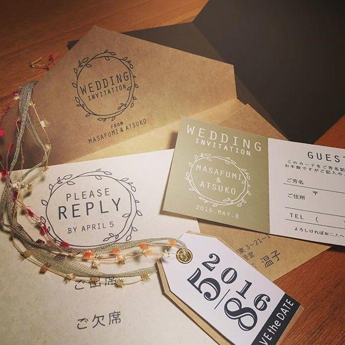【結婚式レポ】デザイナーの花嫁さまが作るペーパーア | ハナコレ - やりたい!を「かたち」に。アイデアたくさんの結婚式準備プラットフォーム