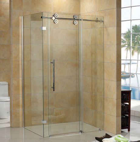 Regal II 36Inchx48Inch Shower Door with Return Panel (Base not Included)