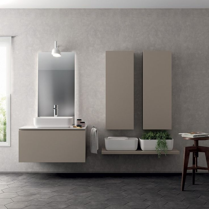 Awesome Einrichtung Bad Modern Spiegel Wandschrnke Bathroom Modern Ideas  With Bad Modern