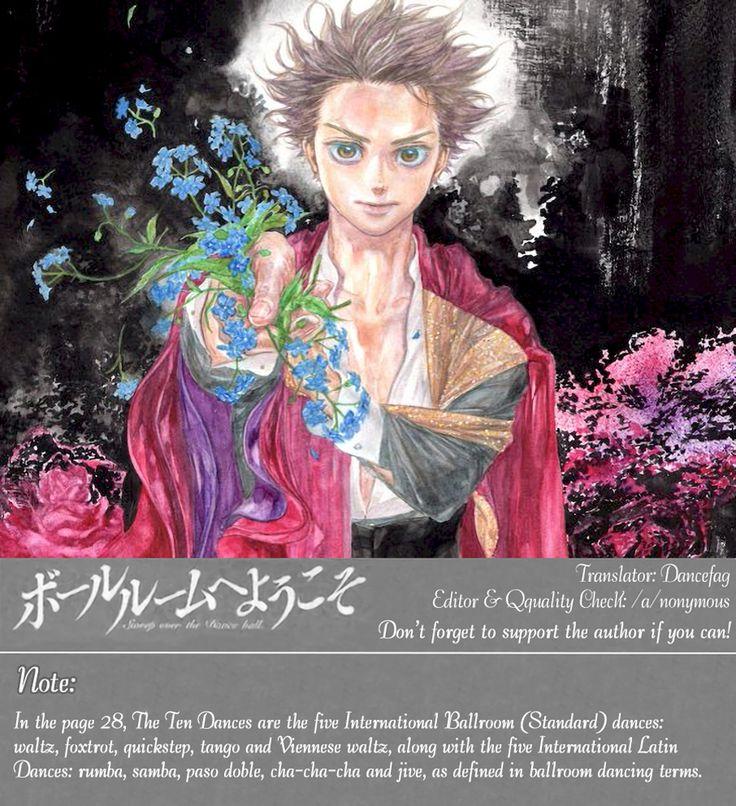 Read manga Ballroom e Youkoso Vol.007 Ch.027: Advancing online in high quality