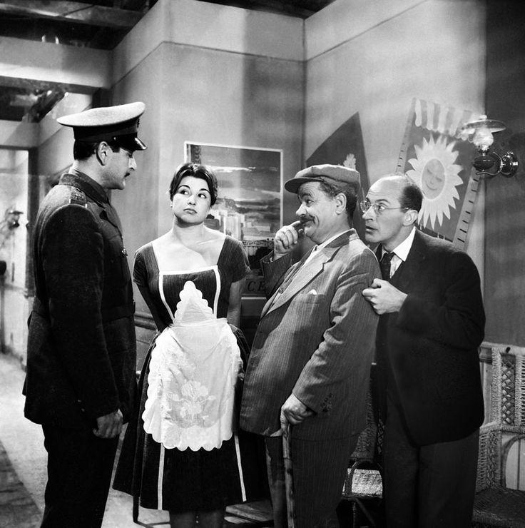 Finos Film - Photo Gallery Ταινίας: 'Μακρυκωσταίοι Και Κοντογιώργηδες' (1960)