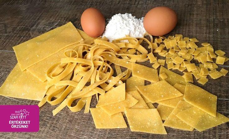 Extra diétás gluténmentes lasagne és házi tészta recept (szénhidrát csökkentett, paleo)