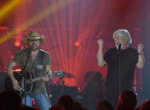 When you take a legendary rock icon and a country superstar who's at the height of his career, add in a stage, lights and two of the best bands around, musical magic is made.  Last month at The Factory in Franklin, Tenn., Bob Seger and Jason Aldean united for the first time on the CMT [...]