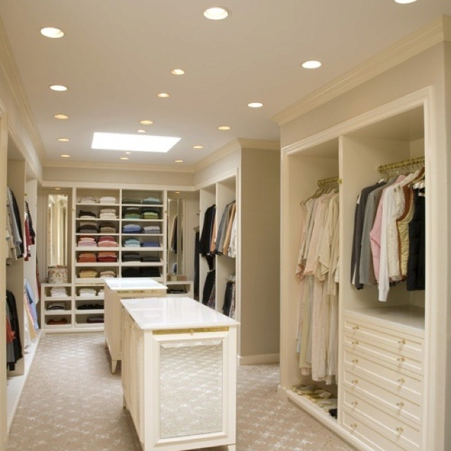 763 Best Images About Closets Walk In On Pinterest Walk In Closet Closet