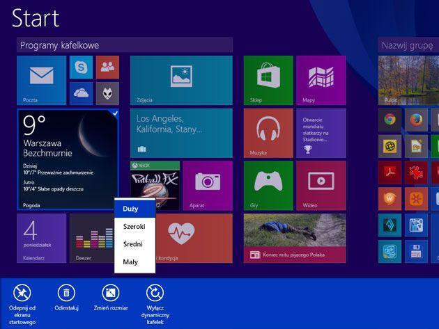 10 najlepszych porad do Windows 8.1