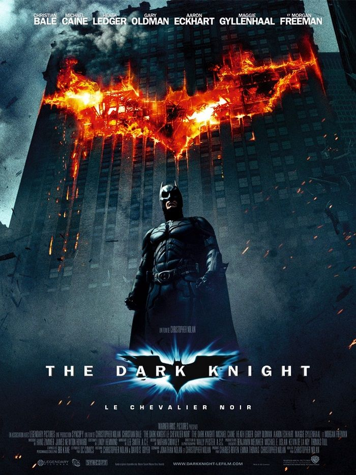 2009 THE DARK KNIGHT : LE CHEVALIER NOIR