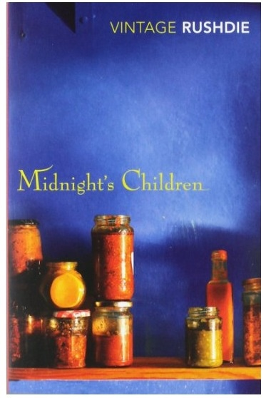 Midnight's Children -Salman Rushdie