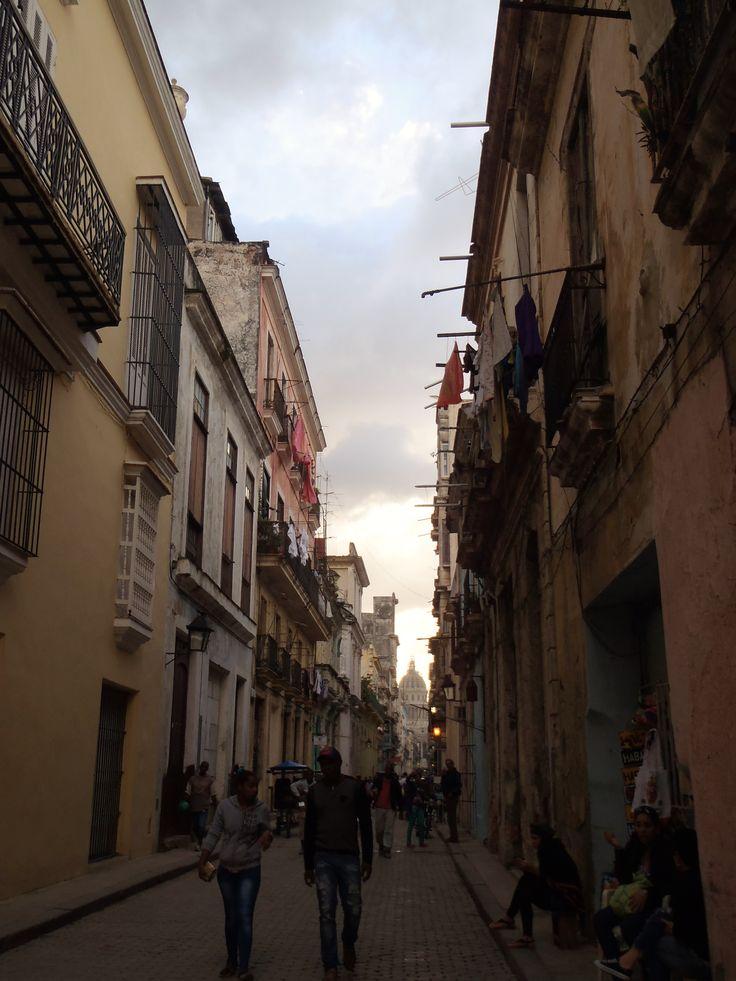 How to travel sustainably. Havana, Cuba