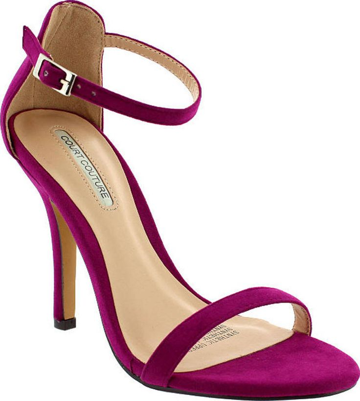Court Couture ANYA in Magenta