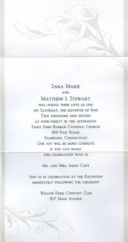 10 best Wedding Invitation Wording images on Pinterest Wedding - fresh formal invitation to judges