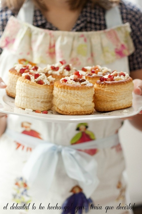 volovanWith Cheese, Cups Cakin, Recipe, Queso Feta, Enjoying, 2014, Cheese, Boos Boards, Photography