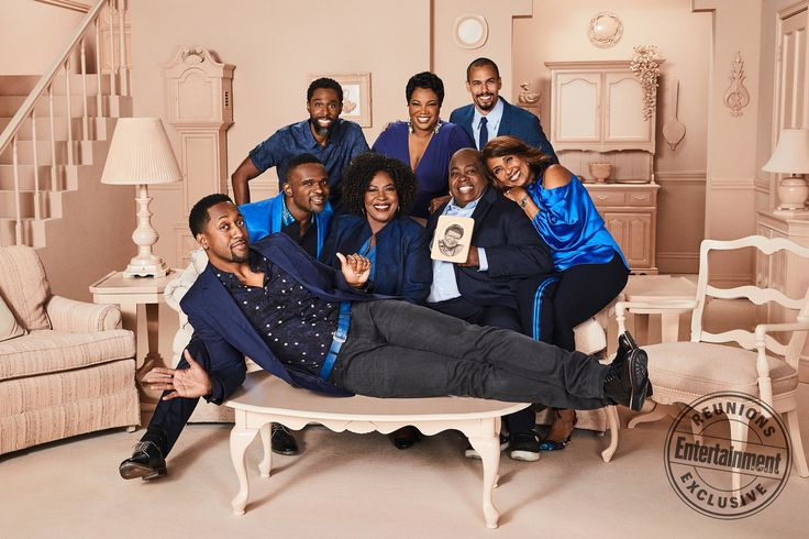 Jaleel White, Darius McCrary, Shawn Harrison, Jo Marie Payton, Kellie Shanygne Williams, Reginald VelJohnson, Bryton James, and Telma Hopkins | Family Matters: Exclusive Cast Reunion
