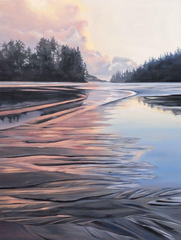 """Ty Histanis"". Oil on Birch. 2014. 18""x24"". Collin Elder. www.collinelder.com"