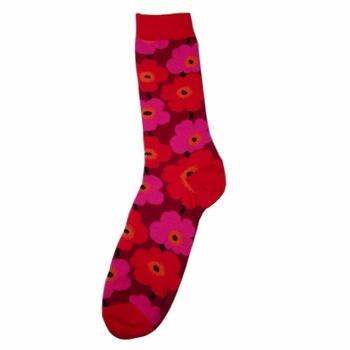 Marimekko Unikko Socks  #pintofinn