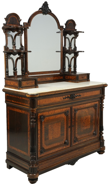Find This Pin And More On Antique Dressers Sideboards Cabinets By Wood