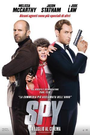 Spy film con Melissa McCarthy e Jude Law disponibile al download ed in streaming HD gratis ed in italiano sul tuo PC, smartphone e tablet.