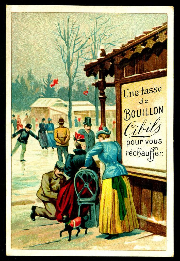 "Cibils Beef Extract ""Advertising Posters"" c1900"