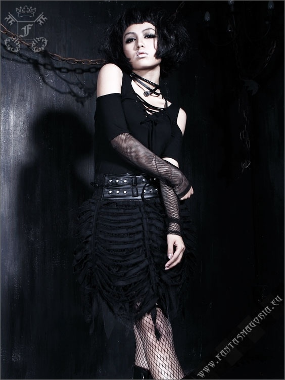 Dead Can Dance skirt | Gothic, Steampunk, Rock, Fetish, and other Alternative fashion retail and wholesale apparel & accessories