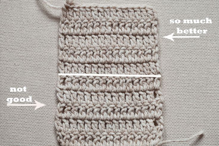Some time ago I saw a few tutorials on how to get even edge when working double crochet. Some were simple, some - more complicated. Then I played around and came up with this version, which I love.... ༺✿ƬⱤღ  http://www.pinterest.com/teretegui/✿༻
