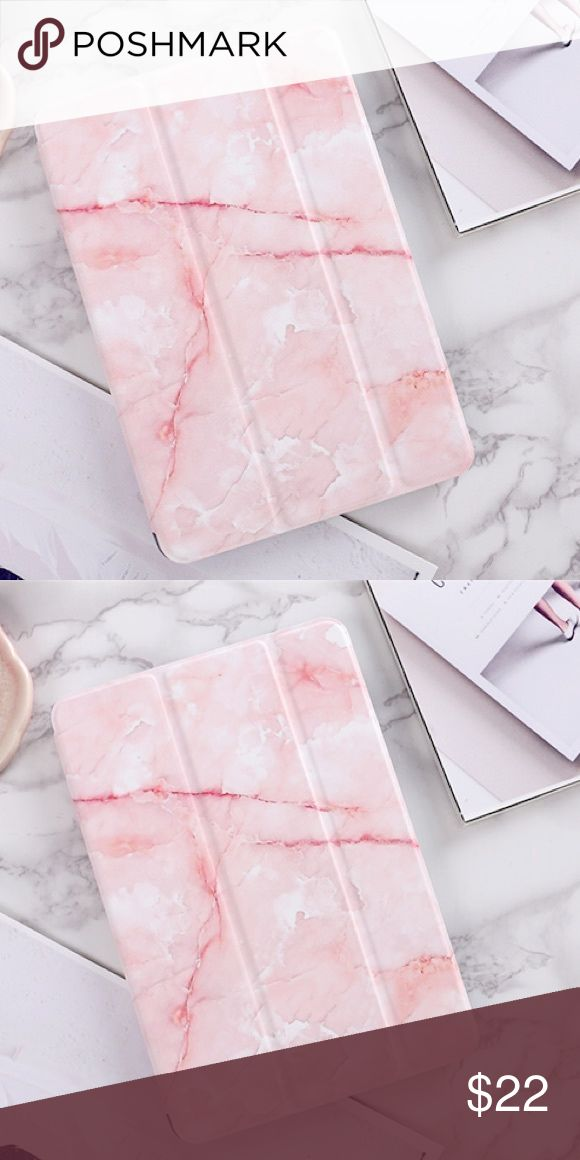 Pinky marble design iPad case Pad 1/2/3 Pinky marble design iPad case  good for iPad 1/2/3 your fashion essential ❣ Accessories Phone Cases