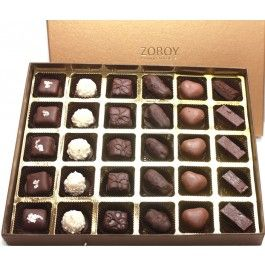 Eating chocolate can producing longer feelings of happiness and joy in your life. Chocolate is the only thing which you can gift to someone without any reason. Buy Chocolates Online with Zoroy at best India prices. Now get the very best quality of chocolate.