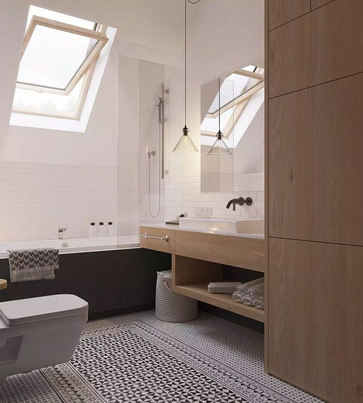 Oltre 25 fantastiche idee su bagno con mosaico su - Bagno moderno mosaico ...