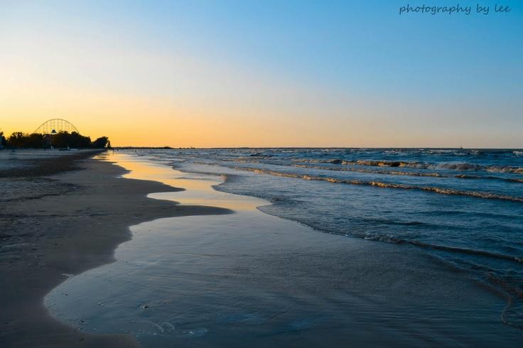 Sandusky Ohio -Lake Erie