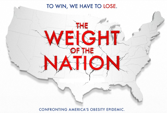The Weight of the Nation: Confronting America's Obesity Epidemic #HBO