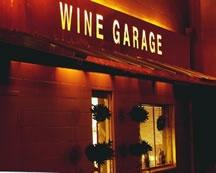 The Wine Garage, Calistoga, California. Hi Mom! 8-)