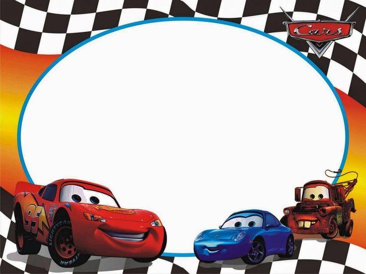 La mejor selección de invitaciones de Cars para imprimir. Elige la que más te guste, imprime las copias que necesites en tu casa y listo!   http://www.invitacionesde.com/invitaciones-de-cumpleanos/invitaciones-de-cars/