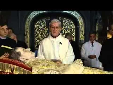 Los Restos Mortales de San Juan Bosco: Basilica de Maria Auxiliadora, Turin, Italia - YouTube